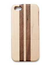 Stripe Wood Phone Hard Case