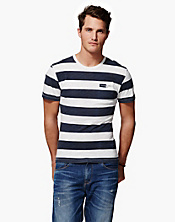 Striped Crew T-Shirt