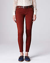 Suede Charlie Skinny