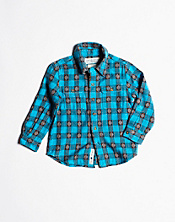 Super Soft Flannel Workwear Shirt*
