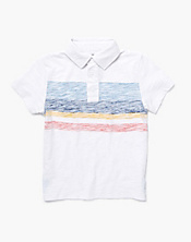 Surf's Up Polo Shirt