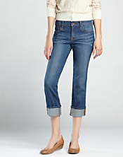 Sweet N Low Capri Jeans