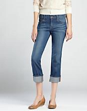 Sweet N Low Capri Jeans