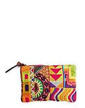 Tapestry Zip Pouch