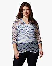 Terrenea Striped Shirt