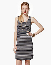 Valerie Striped Tank Dress