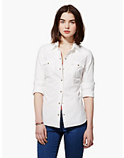 Western Chambray Shirt