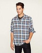 Wilton One-Pocket Popover Shirt