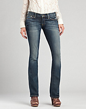 Zoe Bootleg Jeans*