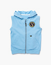 Zuma Hoodie Vest