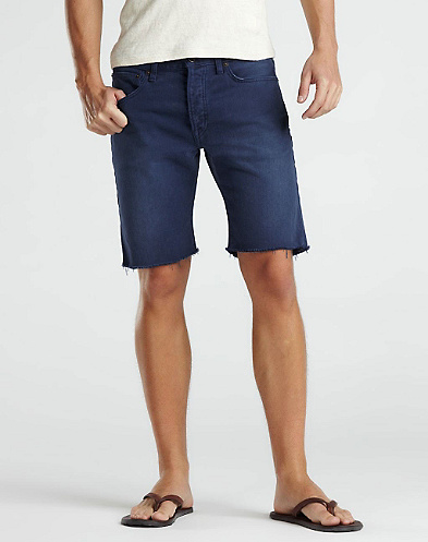 121 Heritage Slim Cutoff Shorts*