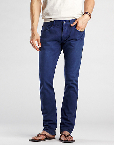 121 Heritage Slim Jeans*