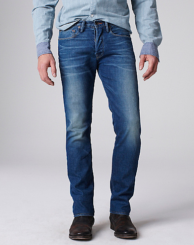 121 Heritage Slim Jeans