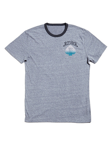 Aces High Tri Blend Ringer T-Shirt*