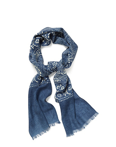 Aki Batik Scarf