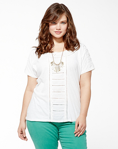 Alice Cut Out Top