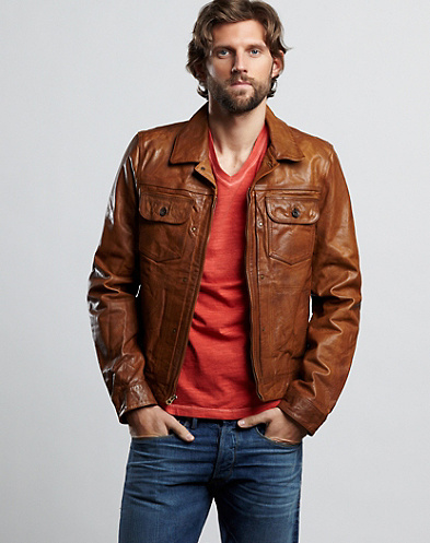 Anderson Leather Jacket*
