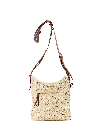 Avalon Lace Medium Crossbody Bag*