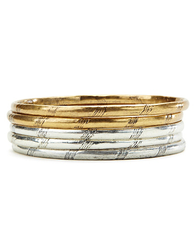 BANGLE - SET OF 5 BANGLES*
