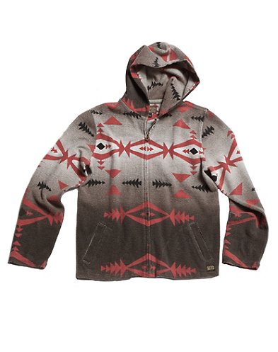 Baja Blanket Hoodie*