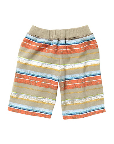 Baja Stripe Short
