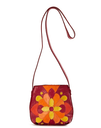 Balboa Island Patchwork Crossbody Bag*