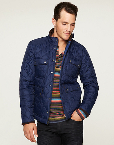 Balsa Quilted Jacket*
