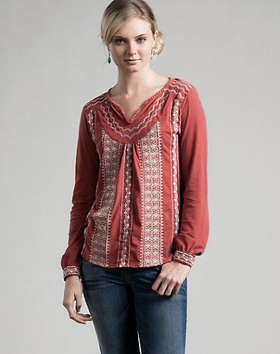 Bella Knit Tunic