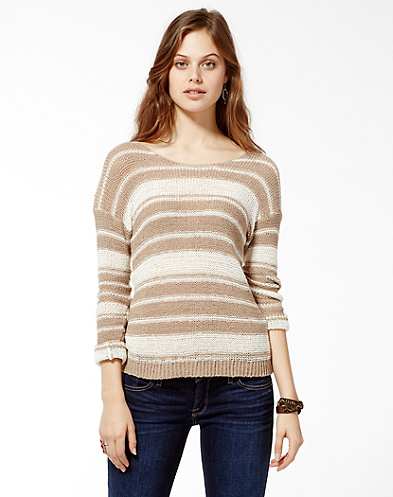 Billie Tape Yarn Sweater