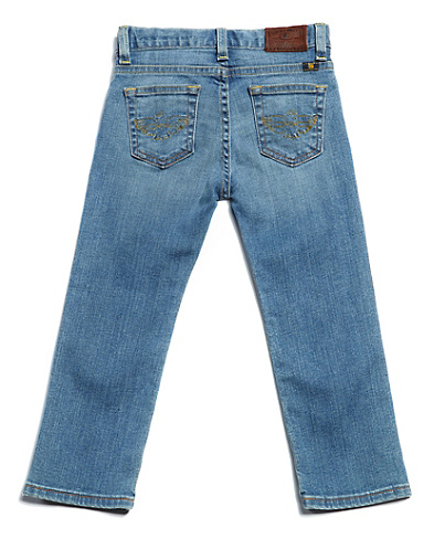 Billy Straight Eagle Jeans*