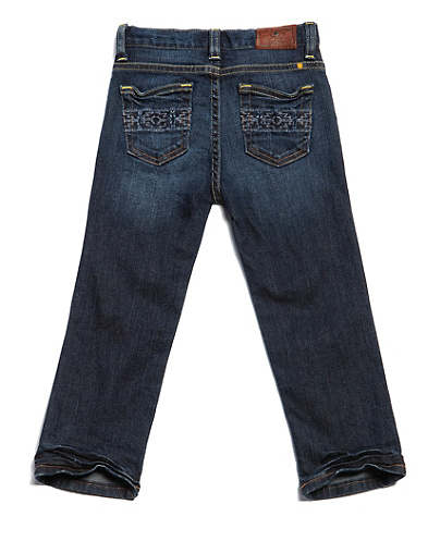 Billy Straight Guitar Strap Jeans