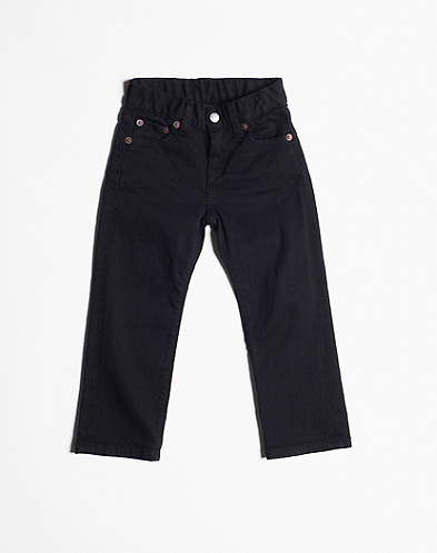 Billy Straight Skull Jeans