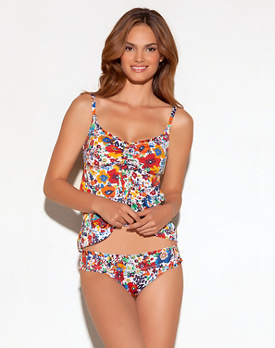 Bloomtown Tankini