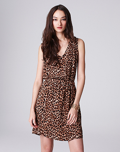Brinkley Cheetah Dress*
