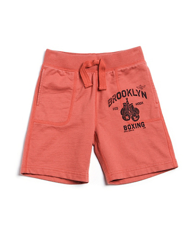 Brooklyn Boxing Cropped Short*