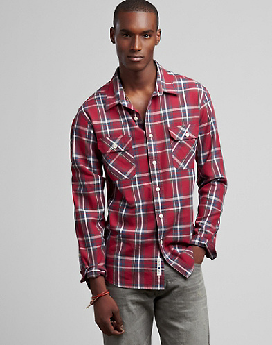 Cabin Plain Workwear Shirt*
