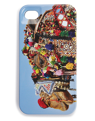 Camel Printed Hardcase*