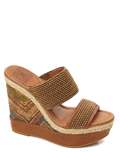 Candy Slip-on Wedges*