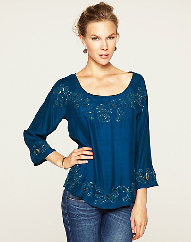 Careyes Cutout Top*