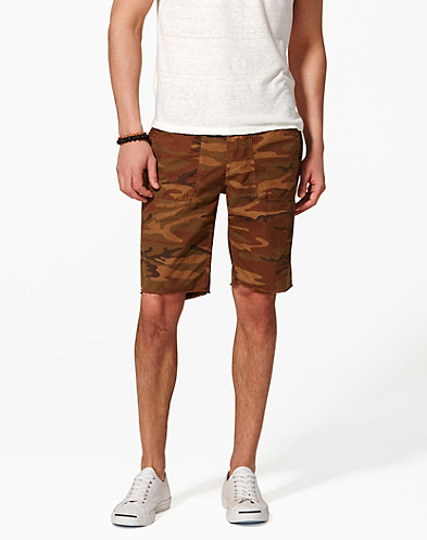 Castlerock Camo Shorts