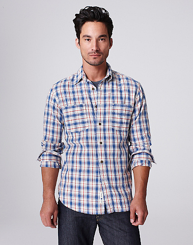 Cedar Crest Popover Workwear Shirt*