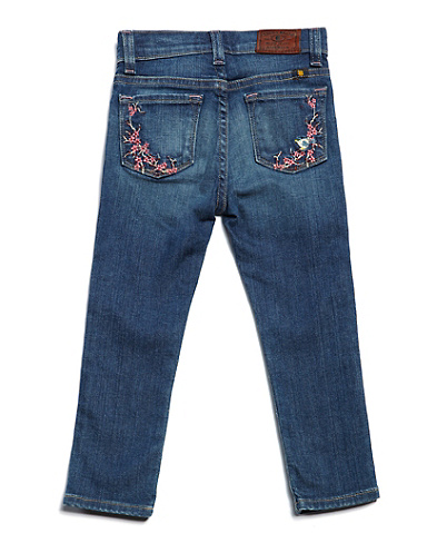 Charlie Cherry Blossom Skinny Jeans*