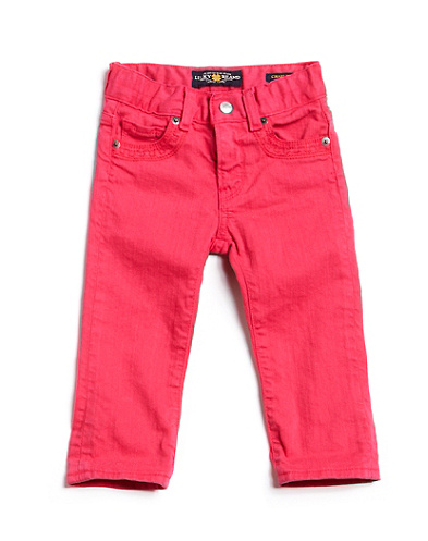 Charlie Colorful Cropped Jeans*