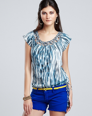 Coco Braided Top*