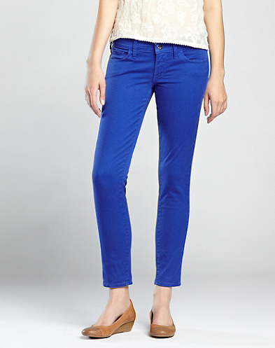 Colorful Charlie Capri Jeans*