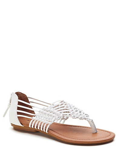 Cyrah Woven Sandals*