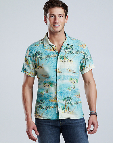 Dale Hope Hawaiian Shirt*