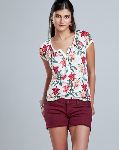 Dale Hope Orchid Top