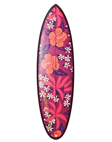 Dale Hope Surfboard For Lucky Brand