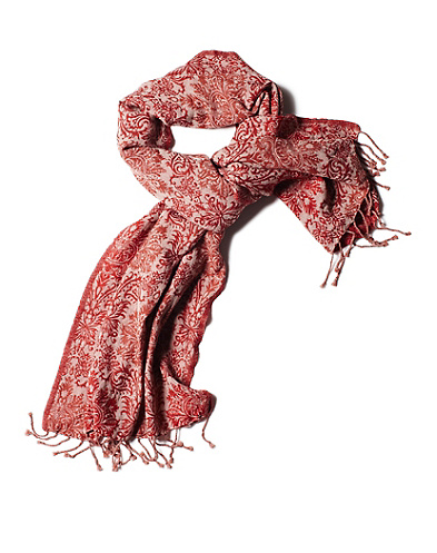 Damask Tapestry Scarf